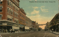 Franklin Street From Cass Street