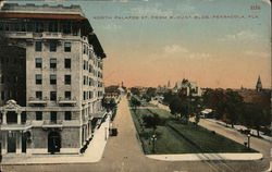 North Palafox Street from Blount Building