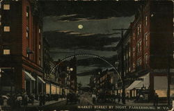Market Street by Night