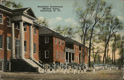 Greenbriar Presbuterial Military School