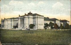 General View, Carnegie Institute