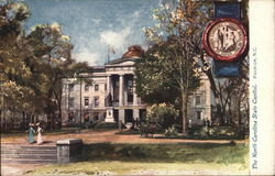 The North Carolina State Capitol