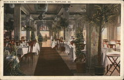 Main Dining Room, Congress Square Hotel