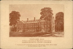Massachusetts State College - Thatcher Hall
