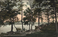 Shandelee Lake Postcard