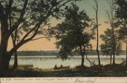 Schandlee Lake Postcard