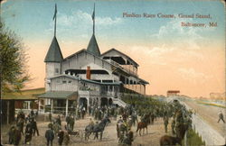 Pimlico Race Course Grand Stand