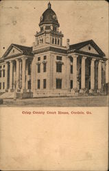 Crisp County Court House