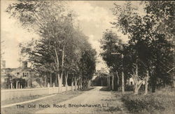 Old Neck Road