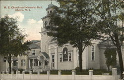 M. E. Church and Memorial Hall
