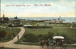 Ocean Park; now Oak Bluffs