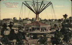 Captive Flying Machine, Willow Grove Park