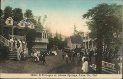 Hotel & Cottages at Adams Springs