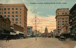 Congress Avenue, Looking North