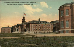 Pennsylvania State Homeopathic Asylum for the Insane