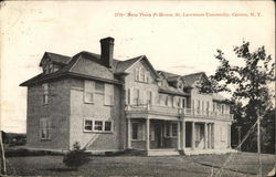 Beta Theta Pi House, St. Lawrence University