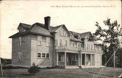 Beta Theta Pi House, St. Lawrence University