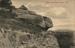 Witch Head Rock