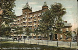 Newburg, N.Y.: Palatine Hotel and Newburg City Club