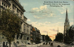 Broad Street, North from Master