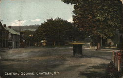 Central Square, Chatham, N.Y.