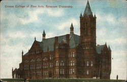 Crouse College of Fine Arts, Syracuse Univerity