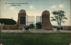 New Gate at Fort ZGriswold