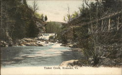 View of Tinker Creek
