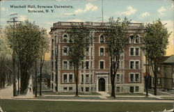 Winchell Hall, Syracuse University