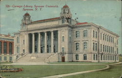 Carnegie Library, Syracuse University