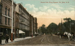 North Side King Square