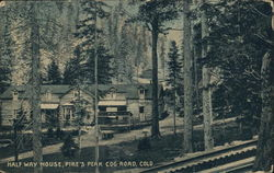 Half Way House, Pike's Peak Cog Road