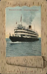 Whaleback Steamer, Christopher Columbus