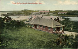 York Harbor Beach
