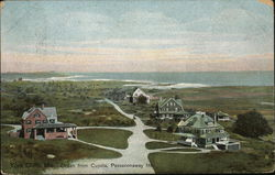 Ocean from Cupola, Passaconaway Inn