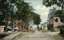 York Village Square