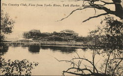 Country Club, View from Yorke River