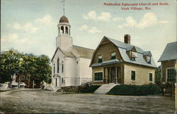 Methodist Episcopal Church and Bank
