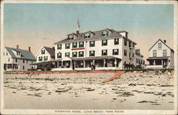 Hiawatha Hotel, Long Beach