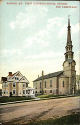 First Congregational Church and Parsonage
