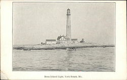 Booth Island Light