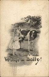 Don't'oo Want A Dolly?