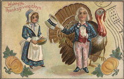 Wishing You Thanksgiving Joys
