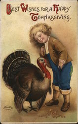 Best Wishes for a Happy Thanksgiving