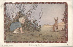 Good Evening, Mr. Hare
