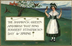 The Shamrock Green