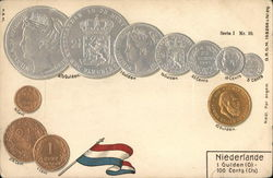 Coins of Netherlands