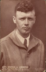 Captain Charles A. Lindbergh