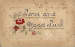 Love and Good Luck
