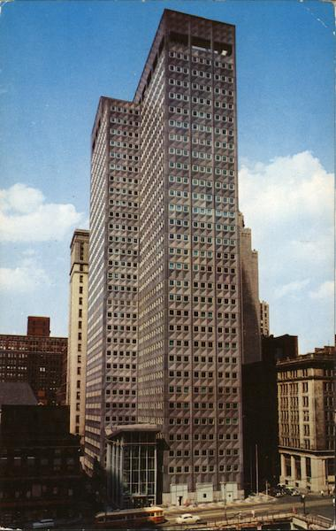 Alcoa Building Pittsburgh Pennsylvania